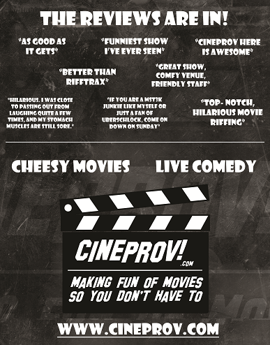 Cineprov Reviews Poster