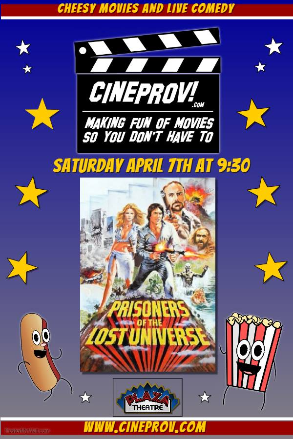 Cineprov April