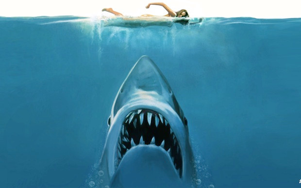 Jaws in 35mm - starts 6/25