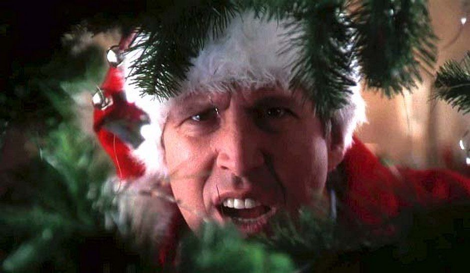 Christmas Vacation in 35mm - starts 12/4