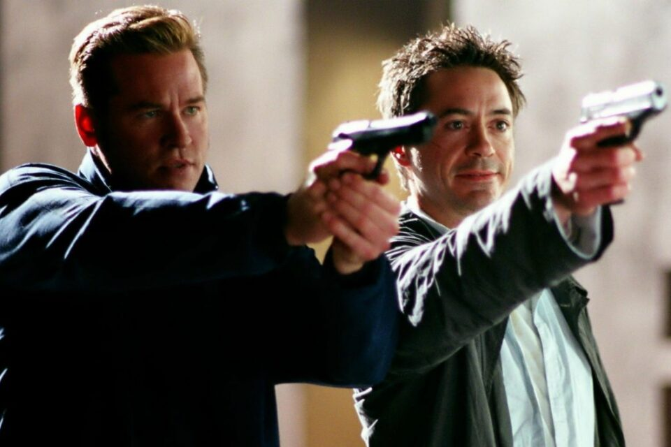 Kiss Kiss Bang Bang in 35mm - starts 12/11