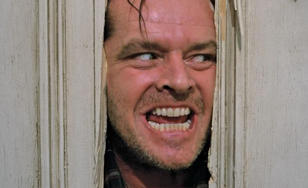 The Shining in 35mm - starts 12/4