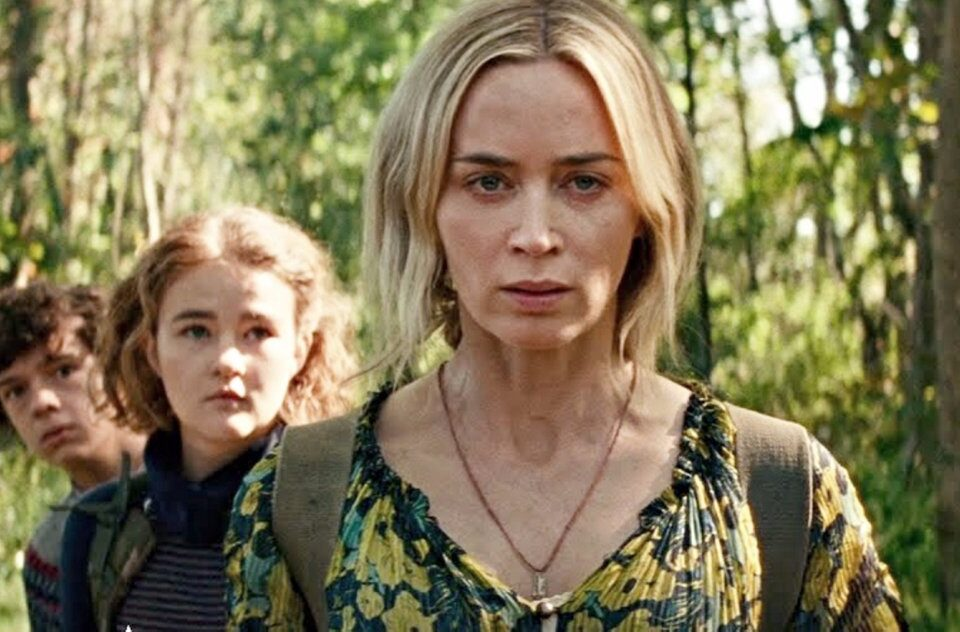 A Quiet Place 2 - starting 5/28