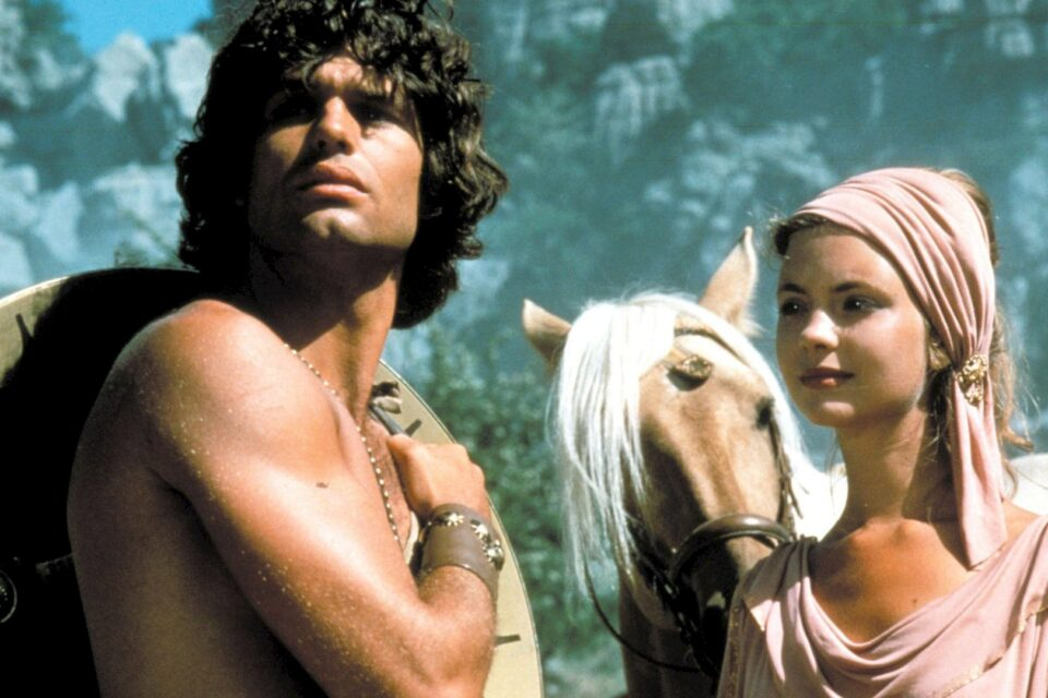 Clash of The Titans in 35mm - starting 7/23