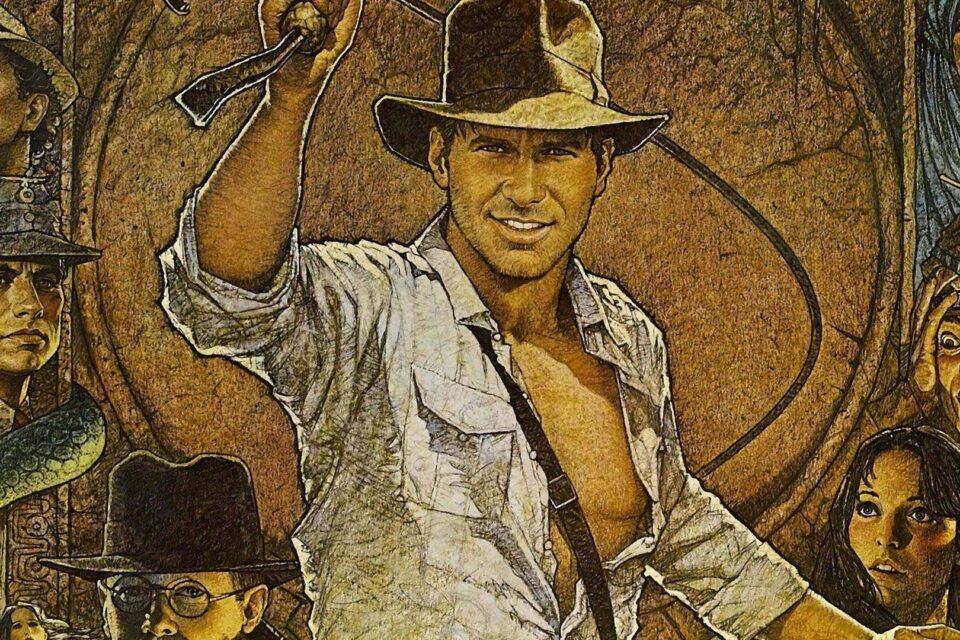 Raiders of The Lost Ark - starting 6/4